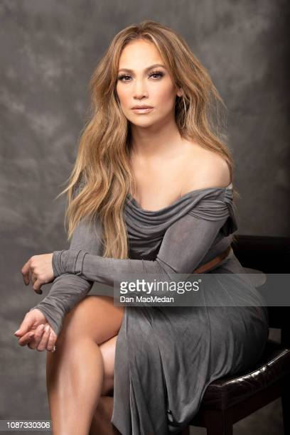 Actress Jennifer Lopez is photographed for USA Today on December 10 2018 in Los Angeles California PUBLISHED IMAGE