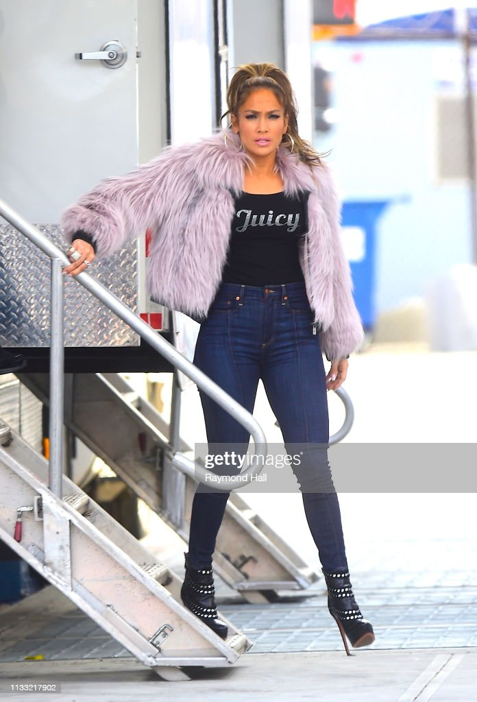 Celebrity Sightings In New York City - March 27, 2019 : News Photo