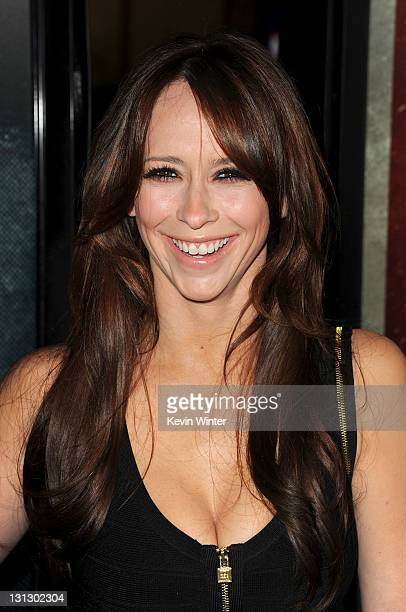 Actress Jennifer Love Hewitt arrives at the J Edgar opening night gala during AFI FEST 2011 presented by Audi held at Grauman's Chinese Theatre on...