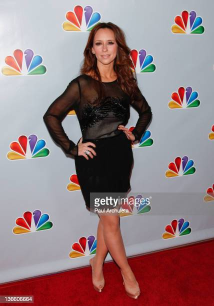 Actress Jennifer Love Hewitt attends Betty White's 90th birthday celebration 'A Tribute To America's Golden Girl' at Millennium Biltmore Hotel on...