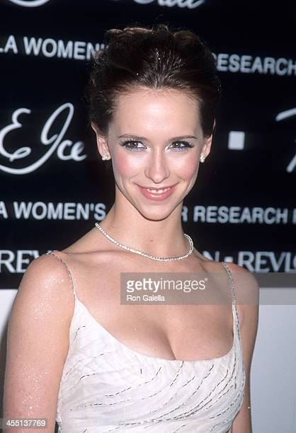 Actress Jennifer Love Hewitt attends the 10th Annual Fire Ice Ball to Benefit Revlon/UCLA Women's Cancer Research Program on December 11 2000 at the...