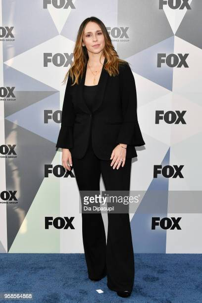 Actress Jennifer Love Hewitt attends the 2018 Fox Network Upfront at Wollman Rink Central Park on May 14 2018 in New York City