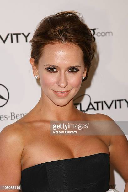 """Actress Jennifer Love Hewitt attends the Art Of Elysium """"Heaven"""" Gala 2011 at The California Science Center Exposition Park on January 15, 2011 in..."""