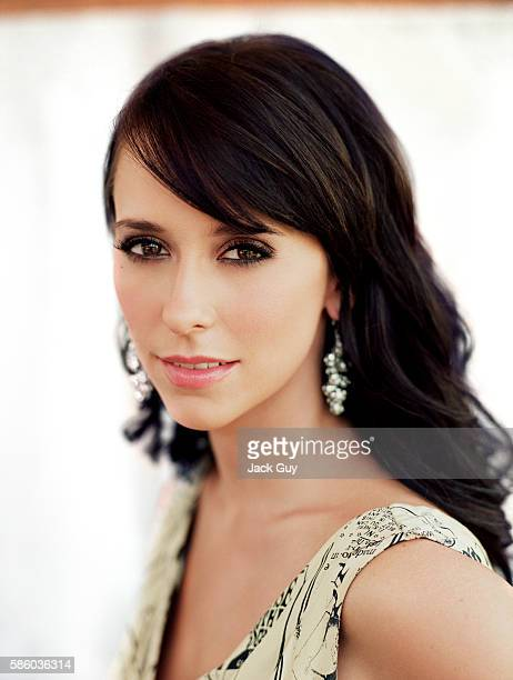Actress Jennifer Love Hewitt is photographed for OK Magazine in 2006 in Los Angeles California