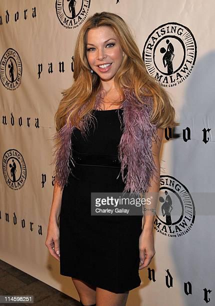 Actress Jennifer Lyons arrives at the grand opening of 'Pandora' at Vibiana on October 27 2009 in Los Angeles California