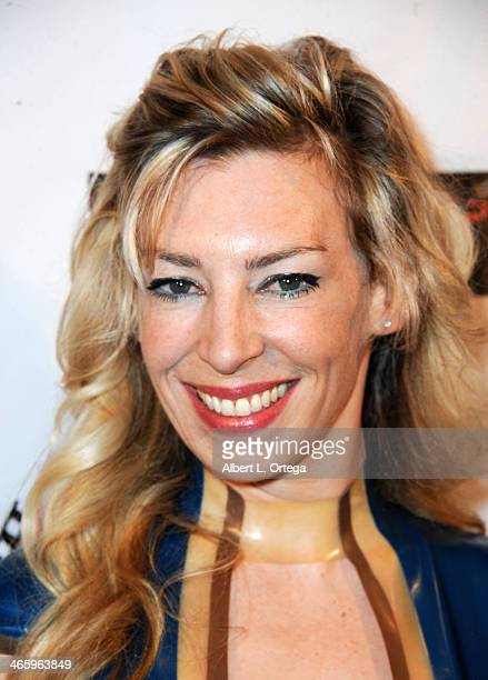 Actress Jennifer May Walker attends the ShockFest Film Festival Awards held at Raleigh Studios on January 11 2014 in Los Angeles California