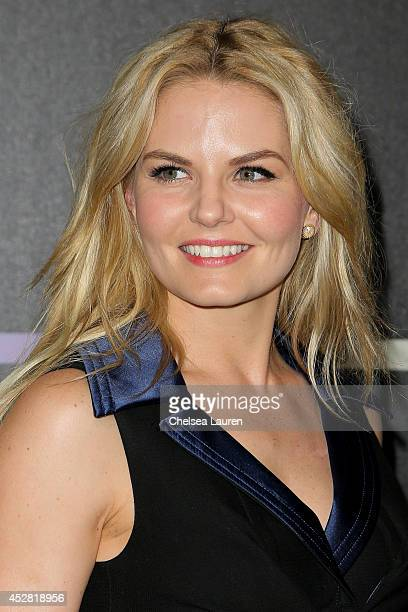 Actress Jennifer Morrison arrives at Entertainment Weekly's Annual Comic Con Celebration at Float at Hard Rock Hotel San Diego on July 26, 2014 in...