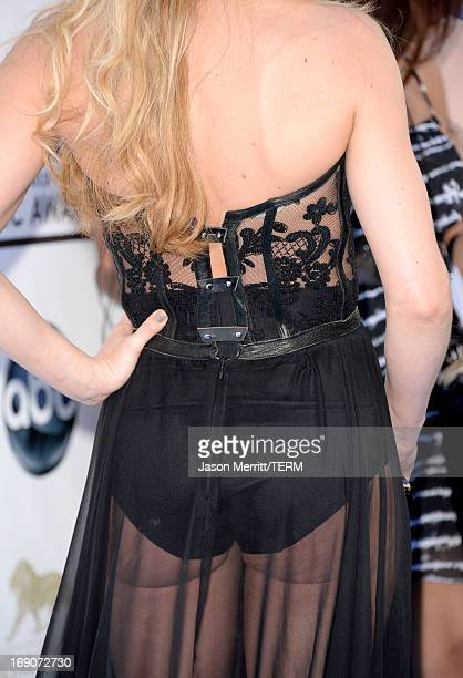 Actress Jennifer Morrison arrives at the 2013 Billboard Music Awards at the MGM Grand Garden Arena on May 19 2013 in Las Vegas Nevada