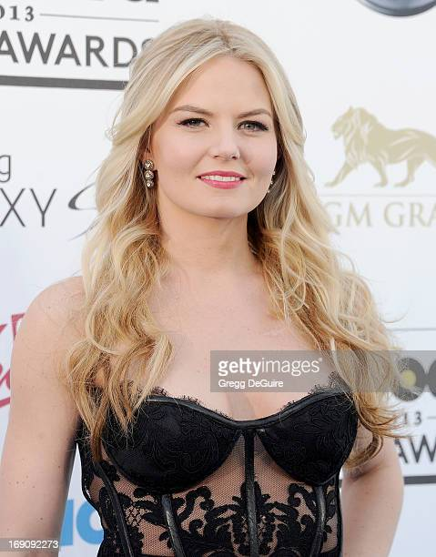 Actress Jennifer Morrison arrives at the 2013 Billboard Music Awards at MGM Grand Garden Arena on May 19 2013 in Las Vegas Nevada