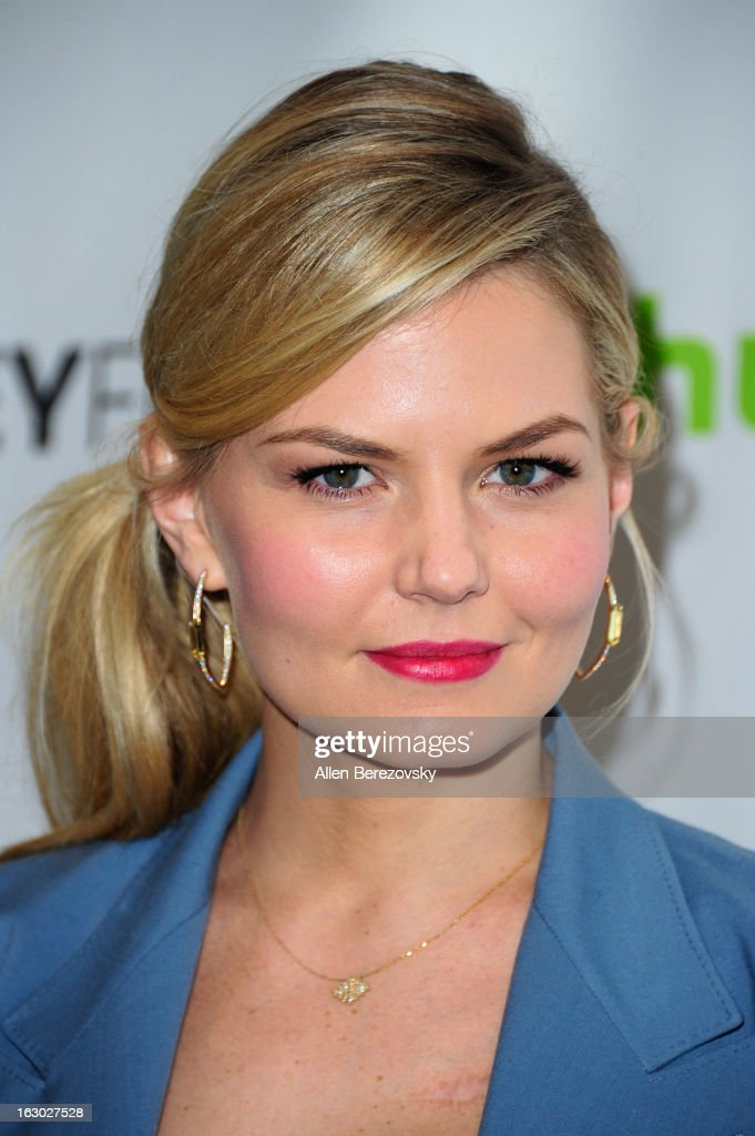 Actress Jennifer Morrison arrives at the 30th Annual PaleyFest: The William S. Paley Television Festival featuring 'Once Upon A Time' at Saban Theatre on March 3, 2013 in Beverly Hills, California.