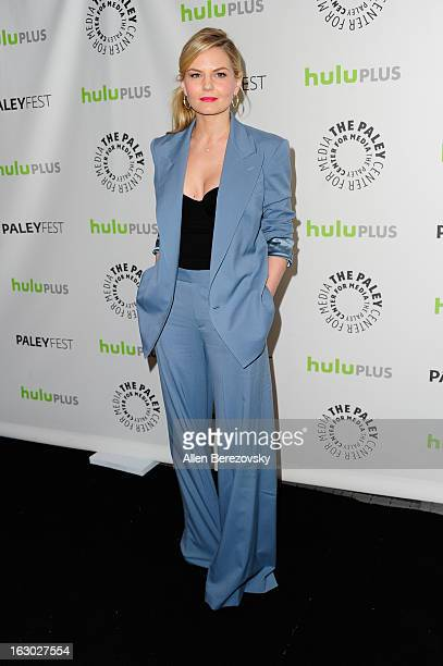 """Actress Jennifer Morrison arrives at the 30th Annual PaleyFest: The William S. Paley Television Festival featuring """"Once Upon A Time"""" at Saban..."""