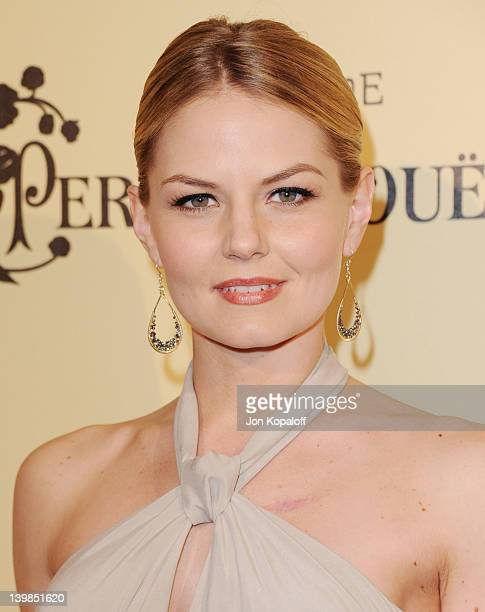 Actress Jennifer Morrison arrives at the 5th Annual Women In Film Pre-Oscar Cocktail Party at Cecconi's Restaurant on February 24, 2012 in Los...