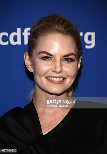 Actress Jennifer Morrison arrives at the Children's Defense Fund-California's 26th Annual Beat The Odds Awards at the Beverly Wilshire Four Seasons...