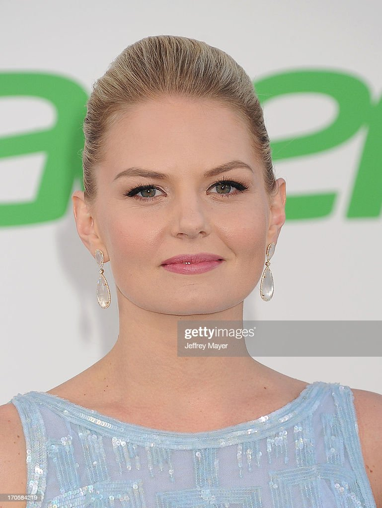 Actress Jennifer Morrison arrives at the Los Angeles premiere of 'Star Trek: Into Darkness' at Dolby Theatre on May 14, 2013 in Hollywood, California.