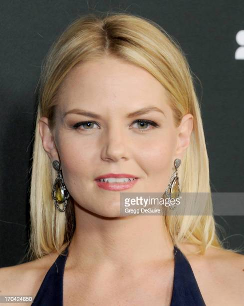 Actress Jennifer Morrison arrives at the Myspace event at El Rey Theatre on June 12, 2013 in Los Angeles, California.