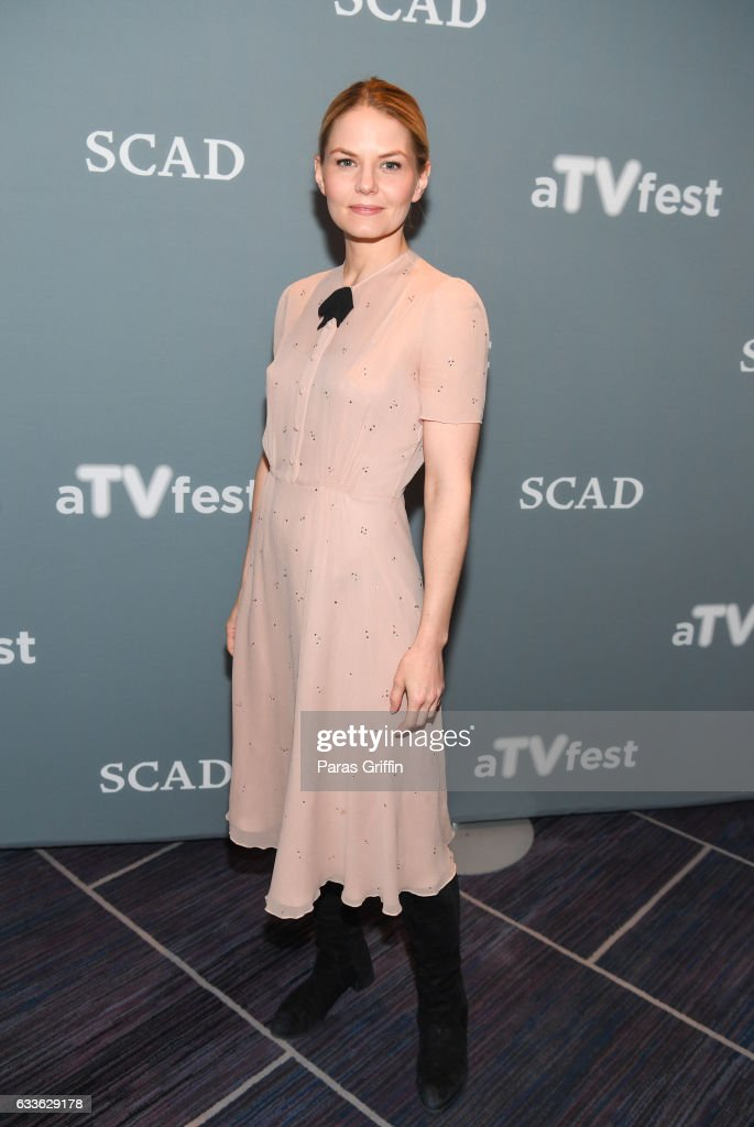 Actress Jennifer Morrison attends 5th Annual aTVfest at Four Seasons Hotel on February 2, 2017 in Atlanta, Georgia.