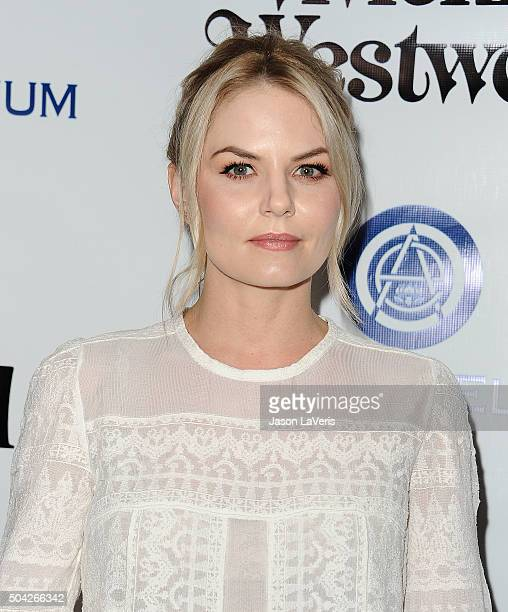 Actress Jennifer Morrison attends Art of Elysium's 9th annual Heaven Gala at 3LABS on January 9 2016 in Culver City California