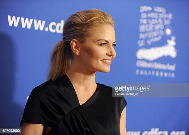 Actress Jennifer Morrison attends the 26th Annual Beat The Odds Awards, hosted by Children's Defense Fund - California, at Regent Beverly Wilshire...