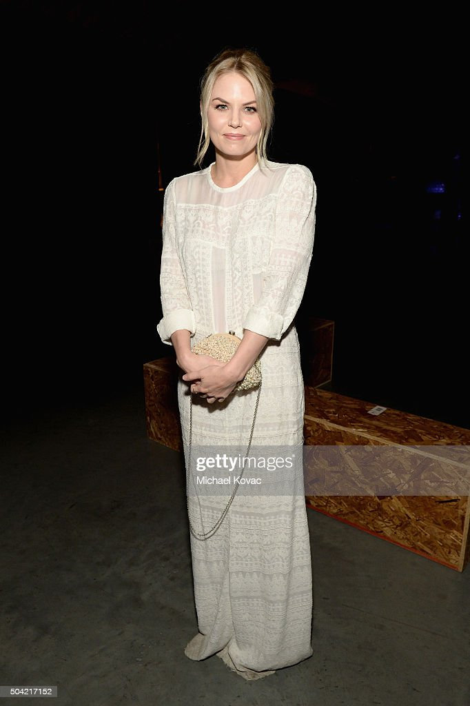 Actress Jennifer Morrison attends The Art of Elysium 2016 HEAVEN Gala presented by Vivienne Westwood & Andreas Kronthaler at 3LABS on January 9, 2016 in Culver City, California.