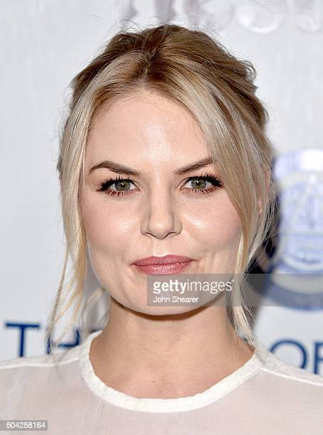 Actress Jennifer Morrison attends The Art of Elysium 2016 HEAVEN Gala presented by Vivienne Westwood Andreas Kronthaler at 3LABS on January 9 2016 in...