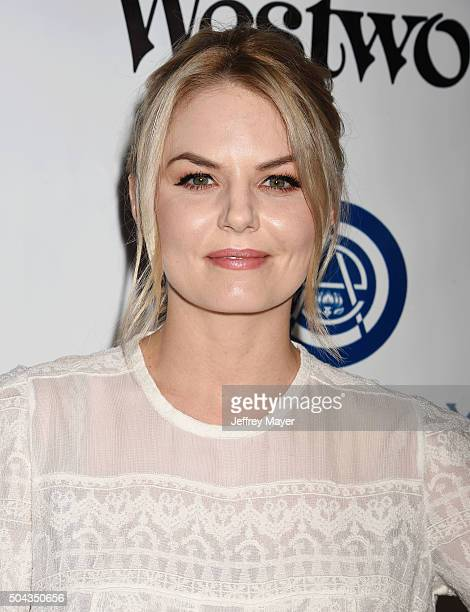 Actress Jennifer Morrison attends the Art of Elysium 2016 HEAVEN Gala presented by Vivienne Westwood & Andreas Kronthaler at 3LABS on January 9, 2016...