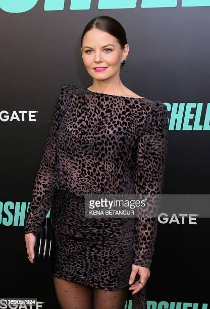 """Actress Jennifer Morrison attends the """"Bombshell"""" New York Screening at Jazz at Lincoln Center on December 16, 2019 in New York City."""