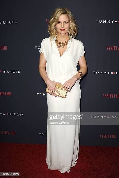 Actress Jennifer Morrison attends the debut of Tommy Hilfiger's Capsule Collection at The London Hotel on April 9 2014 in West Hollywood California