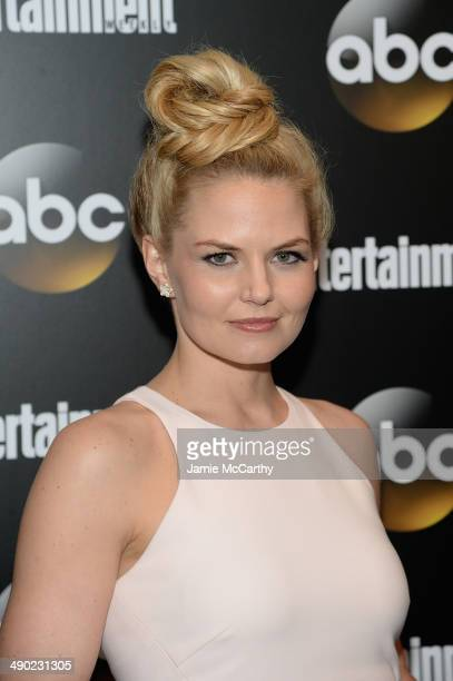 Actress Jennifer Morrison attends the Entertainment Weekly ABC Upfronts Party at Toro on May 13 2014 in New York City