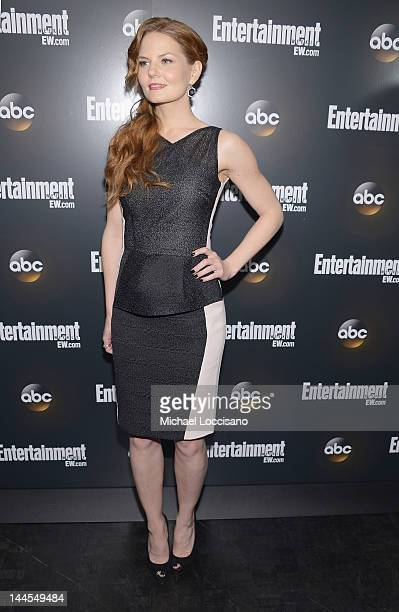 Actress Jennifer Morrison attends the Entertainment Weekly ABCTV Up Front VIP Party at Dream Downtown on May 15 2012 in New York City