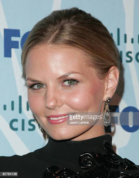 Actress Jennifer Morrison attends the Fox fall eco-casino party at The London on September 8, 2008 in West Hollywood, California.