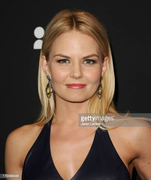 Actress Jennifer Morrison attends the Myspace artist showcase event at El Rey Theatre on June 12 2013 in Los Angeles California