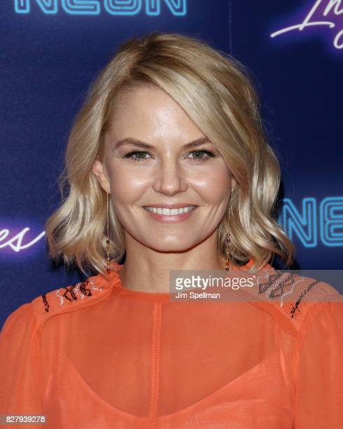 """Actress Jennifer Morrison attends The New York premiere of """"Ingrid Goes West"""" hosted by Neon at Alamo Drafthouse Cinema on August 8, 2017 in the..."""