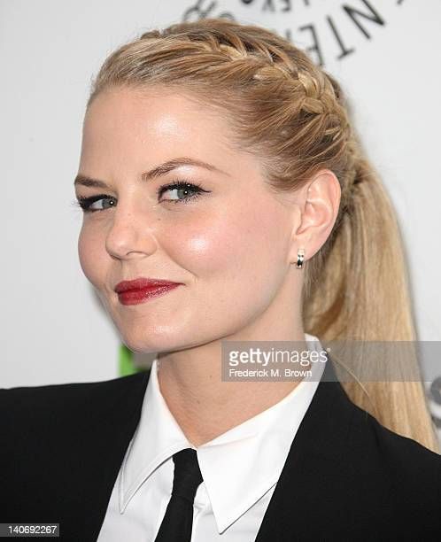 Actress Jennifer Morrison attends The Paley Center For Media's PaleyFest 2012 Honoring Once Upon A Time at the Saban Theatre on March 4 2012 in...