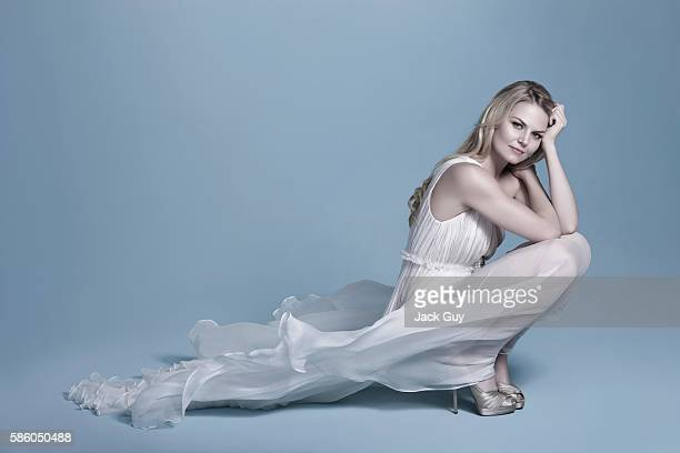 Actress Jennifer Morrison is photographed for Michigan Avenue on January 17 2012 in Los Angeles California PUBLISHED IMAGE