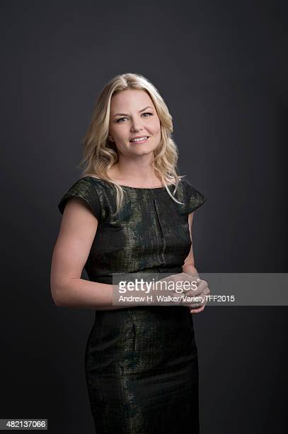 Actress Jennifer Morrison is photographed for Variety at the Tribeca Film Festival on April 19 2015 in New York City CREDIT MUST READ Andrew H...