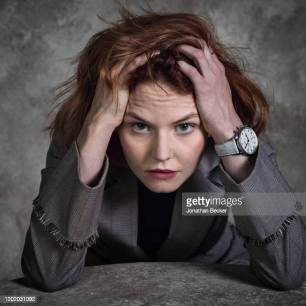 Actress Jennifer Morrison poses for a portrait at the Savannah Film Festival on October 29 2017 at Savannah College of Art and Design in Savannah...