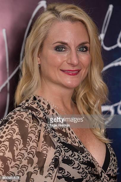 Actress Jennifer Niejadlik attends the Norwegian premiere of Hedda Gabler held at the Vika Cinema on September 08 2016 in Oslo Norway