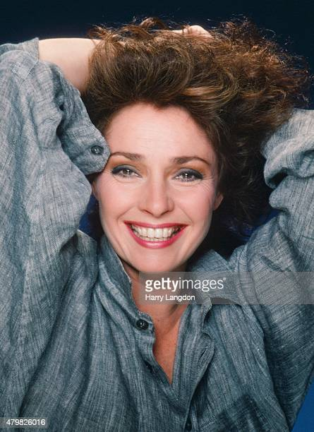 Actress Jennifer O'Neill poses for a portrait in 1983 in Los Angeles California