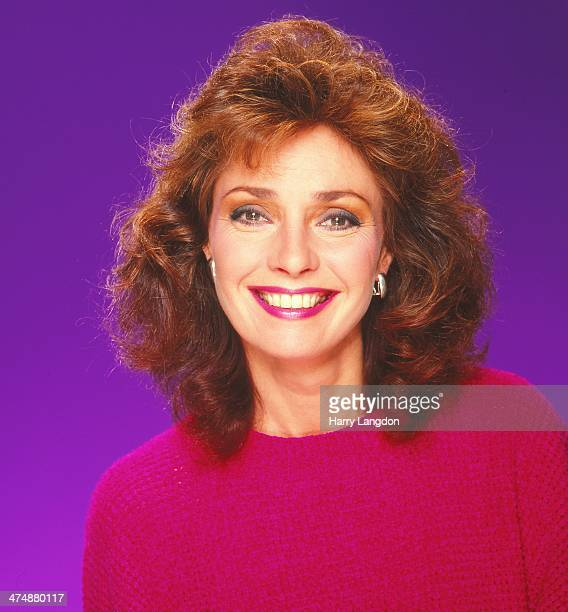 Actress Jennifer O'Neill poses for a portrait in 1986 in Los Angeles California