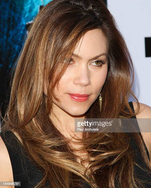 Actress Jennifer Roa attends the screening of Cinemax's new series Femme Fatales at ArcLight Hollywood on May 21 2012 in Hollywood California