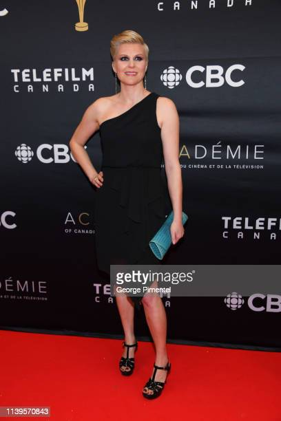 Actress Jennifer Roberston attends the 2019 Canadian Screen Awards Broadcast Gala at Sony Centre for the Performing Arts on March 31 2019 in Toronto...