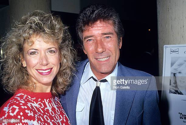 Actress Jennifer Savidge and actor Robert Fuller attend Connie Stevens Hosts a Cocktail Reception to KickOff the Cowboys for Indians Rodeo to Benefit...