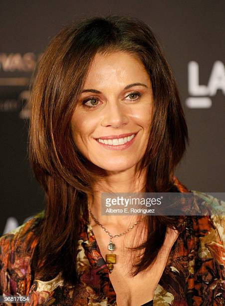 Actress Jennifer Taylor arrives at An Evening with Clint Eastwood presented by Warner Bros and the Los Angeles County Museum of Art at LACMA on...