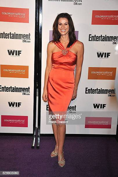Actress Jennifer Taylor arrives at Entertainment Weekly and Women In Film preEmmy party held at the Sunset Marquis Hotel