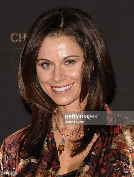 Actress Jennifer Taylor attends An Evening With Clint Eastwood at LACMA on February 17 2010 in Los Angeles California