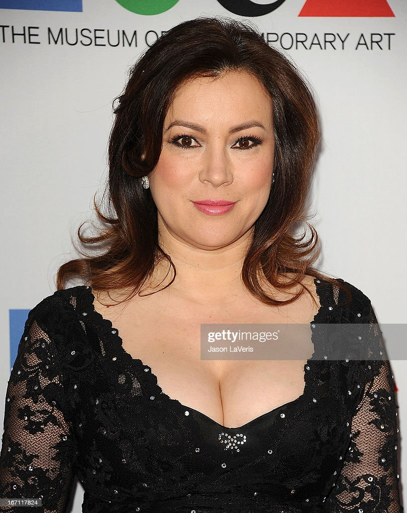 Actress Jennifer Tilly attends the 2013 MOCA Gala at MOCA Grand Avenue on April 20, 2013 in Los Angeles, California.