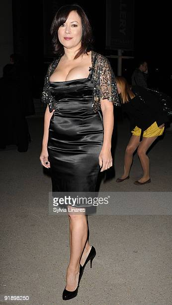 Actress Jennifer Tilly attends the Opening Gala for The Times BFI London Film Festival after party for the premiere of 'Fantastic Mr Fox' held at...