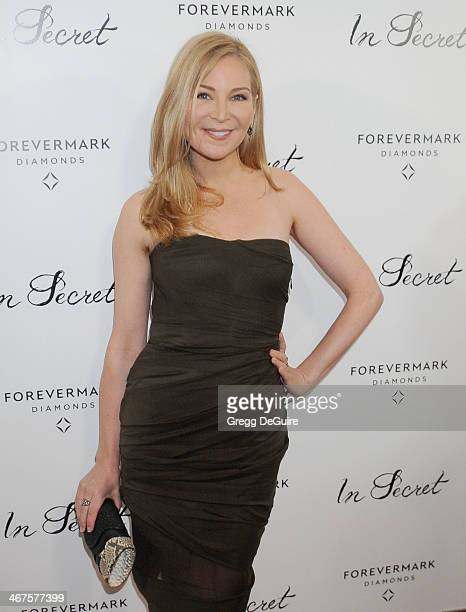 Actress Jennifer Westfeldt arrives at the Los Angeles premiere of 'In Secret' at ArcLight Hollywood on February 6 2014 in Hollywood California