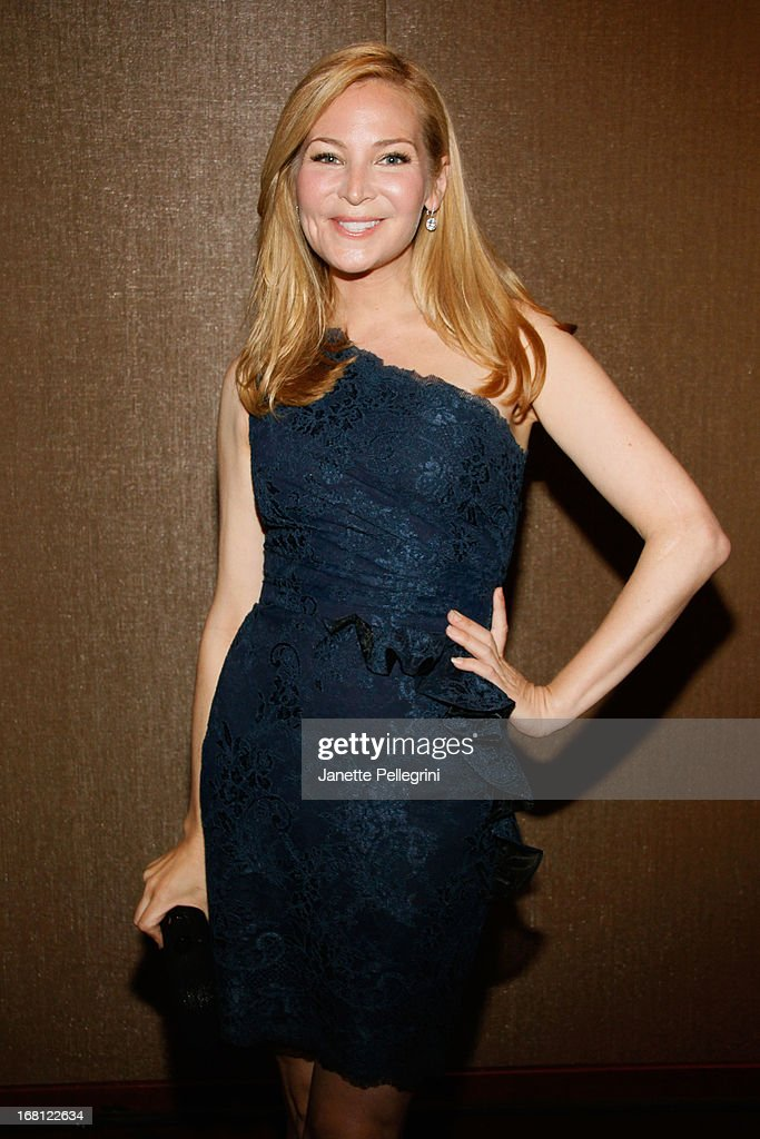 Actress Jennifer Westfeldt attends the 28th Annual Lucille Lortel Awards on May 5, 2013 in New York City.