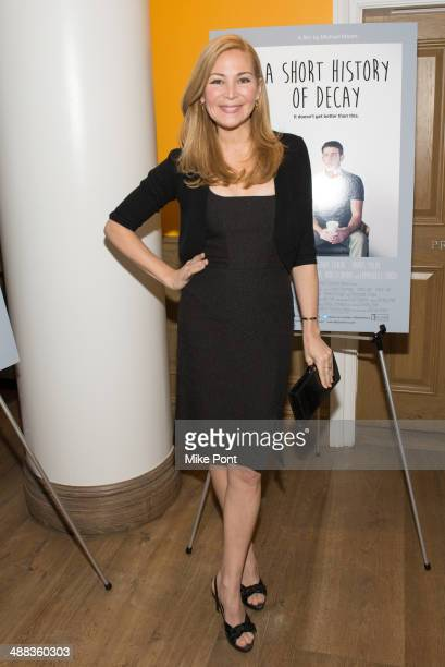 Actress Jennifer Westfeldt attends the 'A Short History Of Decay' premiere at Crosby Street Hotel on May 5 2014 in New York City